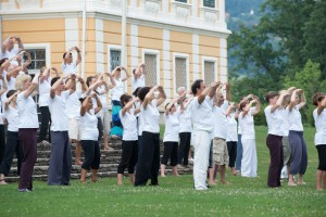 Sheng Zhen Teacher Training Austria